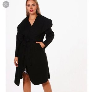 2ba2cff785c Women s Plus Size Wrap Coat on Poshmark